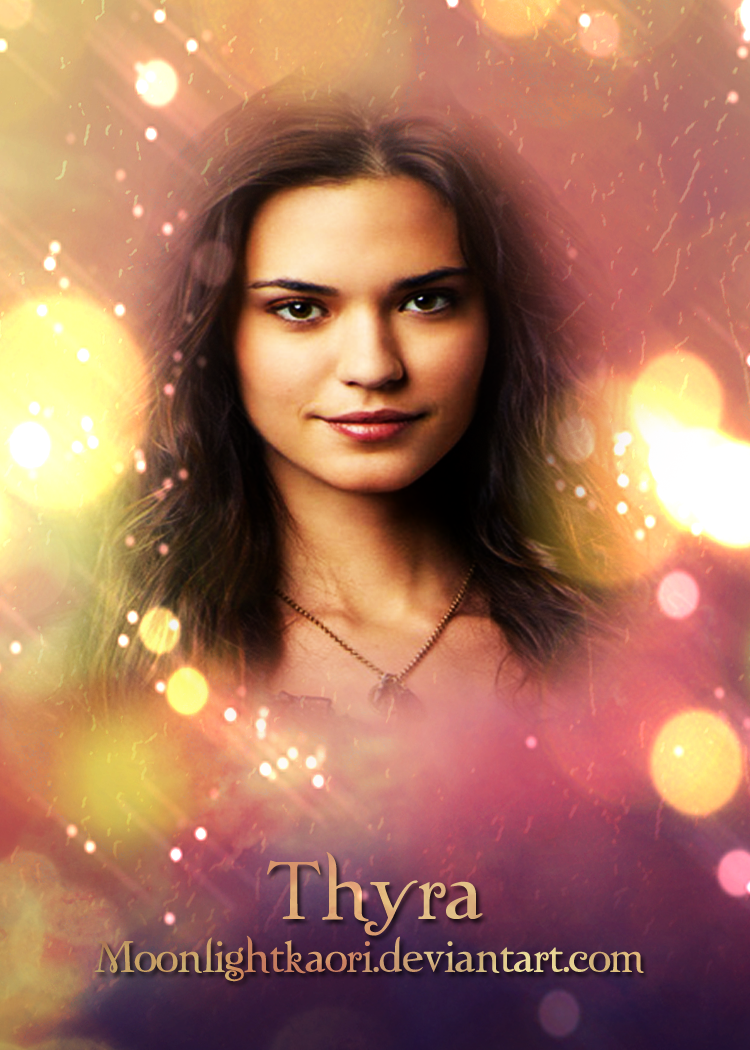 Rainy Dawn Thyra by xCaeli