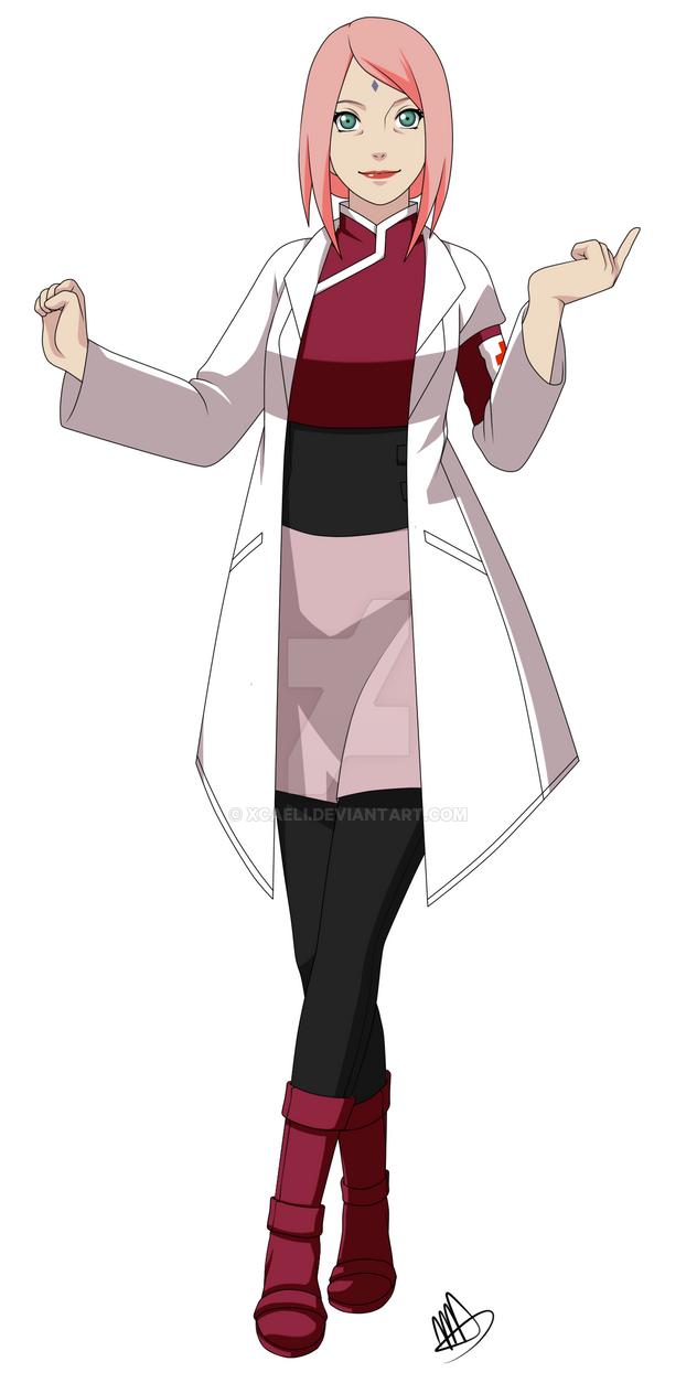 Sakura Haruno Rcd Ii By Xcaeli On Deviantart