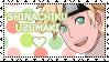 Shinachiku Stamp by xCaeli
