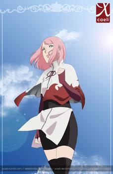 Hokage Sakura