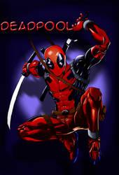 Deadpool by TeeBreakers