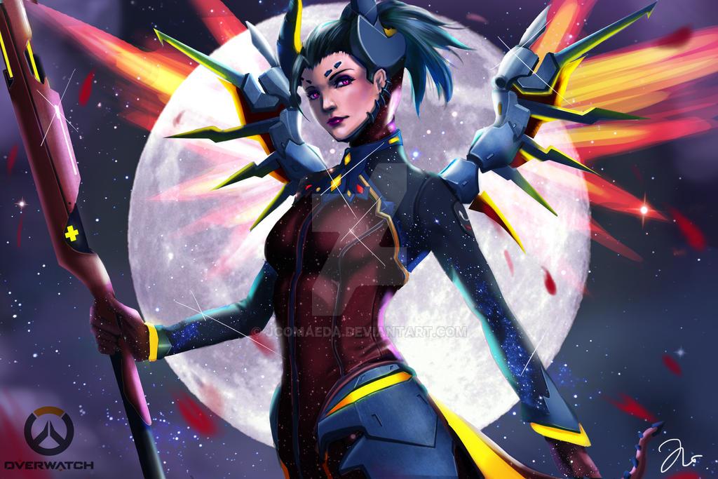 Devil Mercy by Jcomaeda