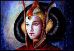 Queen Amidala Finished