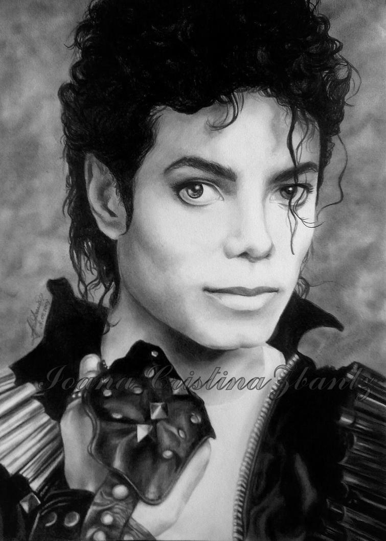 Michael  Jackson by lildevilme