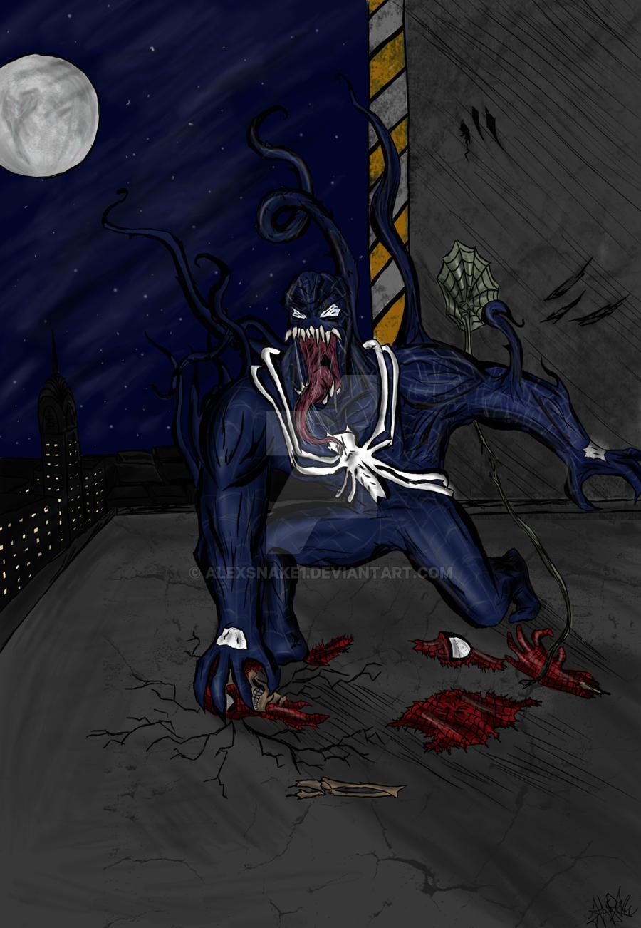 Venom by AlexSnake1