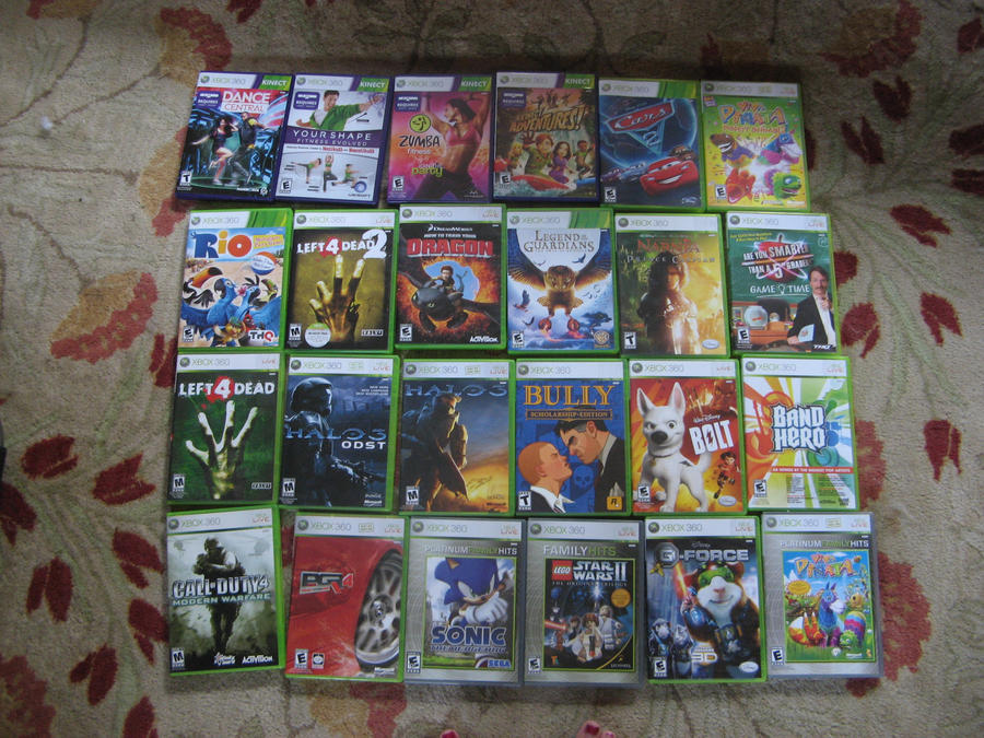 how to find free games on xbox 360