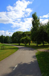 Walk in a park