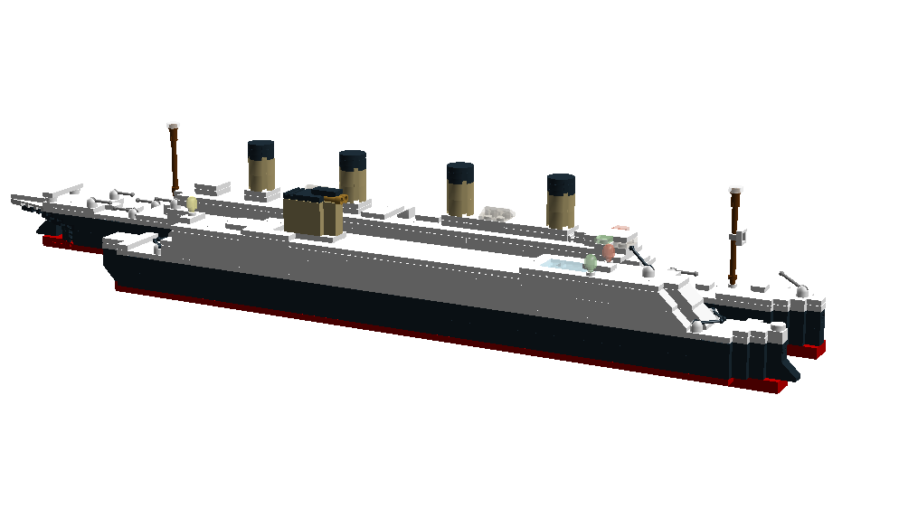 Titanic 2 2014