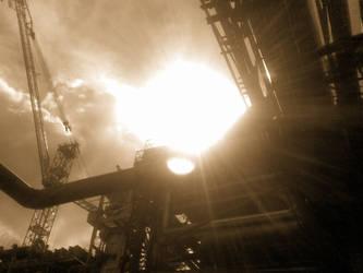Industrial Death by darkoffspring
