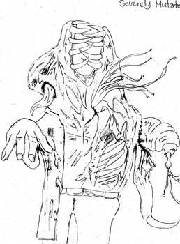 Mutated Zombie