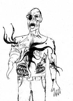 mutated zombie 2
