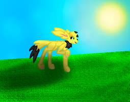 Sparkie by pokemon-fireevee