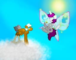 Wiza is a jerk. by pokemon-fireevee