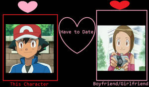Ash has a date with Kari