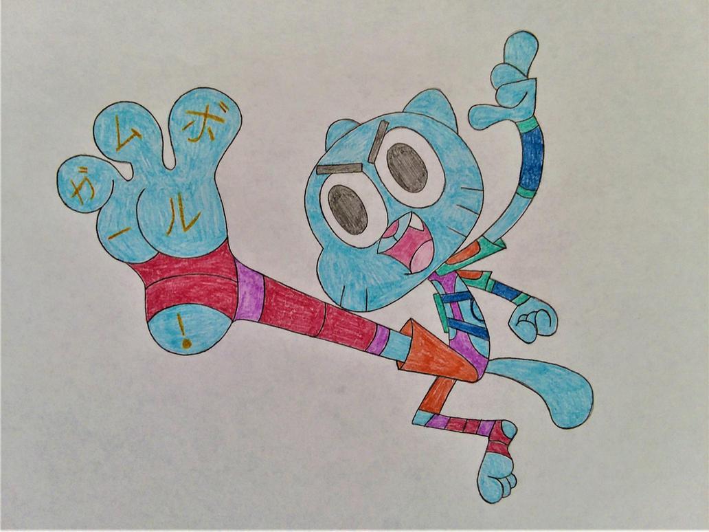 Darienspeyer Feet: Gumball's New Class Act By DarienSpeyer On DeviantArt
