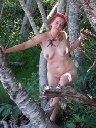 Jungle Kitty :D by RavenNamid