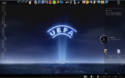 Champions League Dream by Mazaar