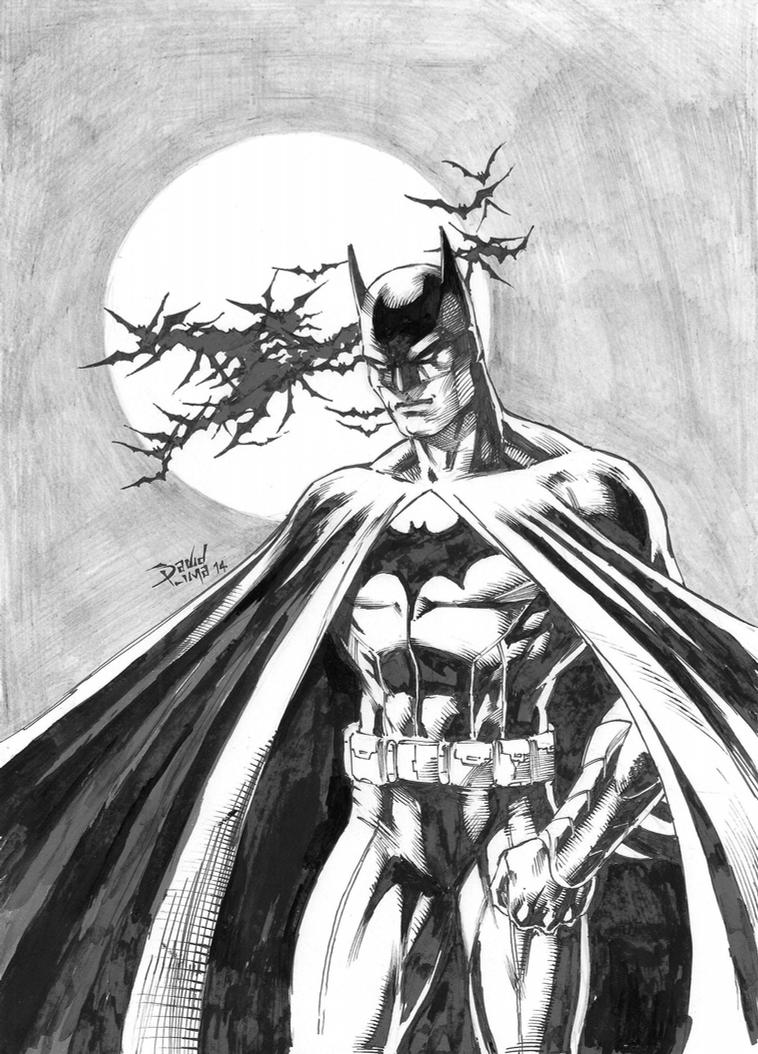 Batman by DLimaArt