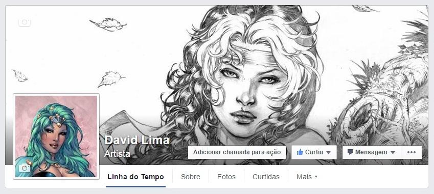 My Fan Page by DLimaArt