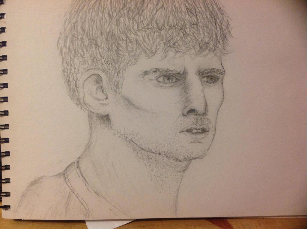 Merlin by Jessie123452bee