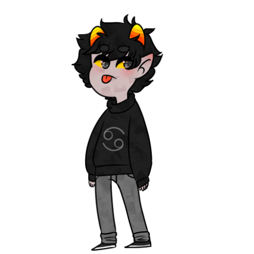 Karkat Vantass by cloudkit25
