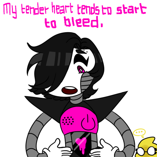 In which Mettaton is Galinda pt 4 by cloudkit25