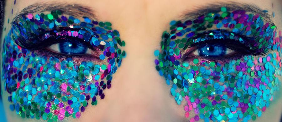 Rainbow Fish Makeup The Rainbow Fish by