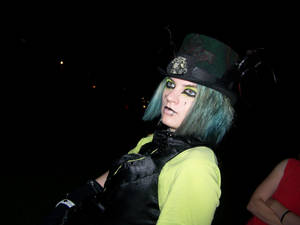 Mad Hatter, The Bat Hat