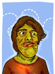 Frog Me by joexo
