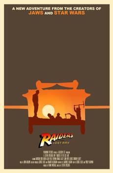 Raiders 'Ark' Poster