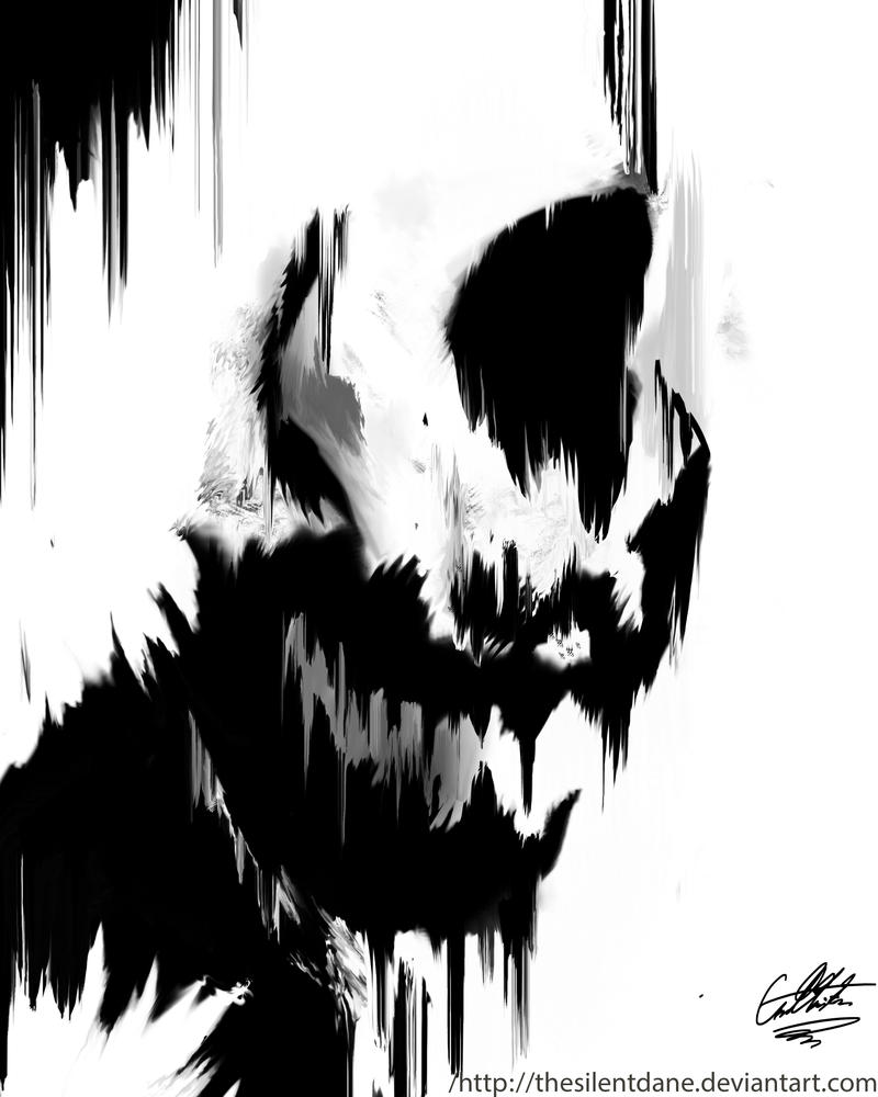 Super Abstract - Horror by TheSilentDane on DeviantArt VX49