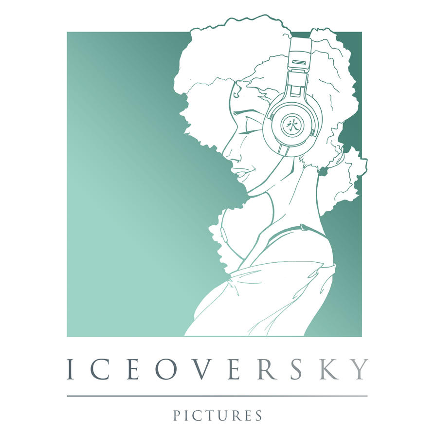 Iceoversky Pictures Logo by Iceoversky
