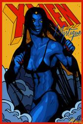 Mystique by Velmozha