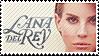 Lana Del Rey by stampsnstuff