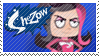 Shezow Stamp by stampsnstuff