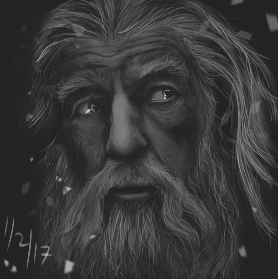 Gandalf by Riazzumi