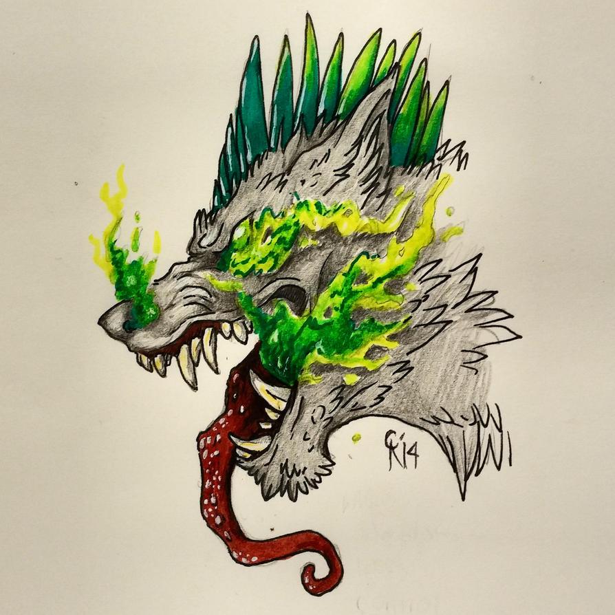 MaddokMonster by HyruleUnicorn