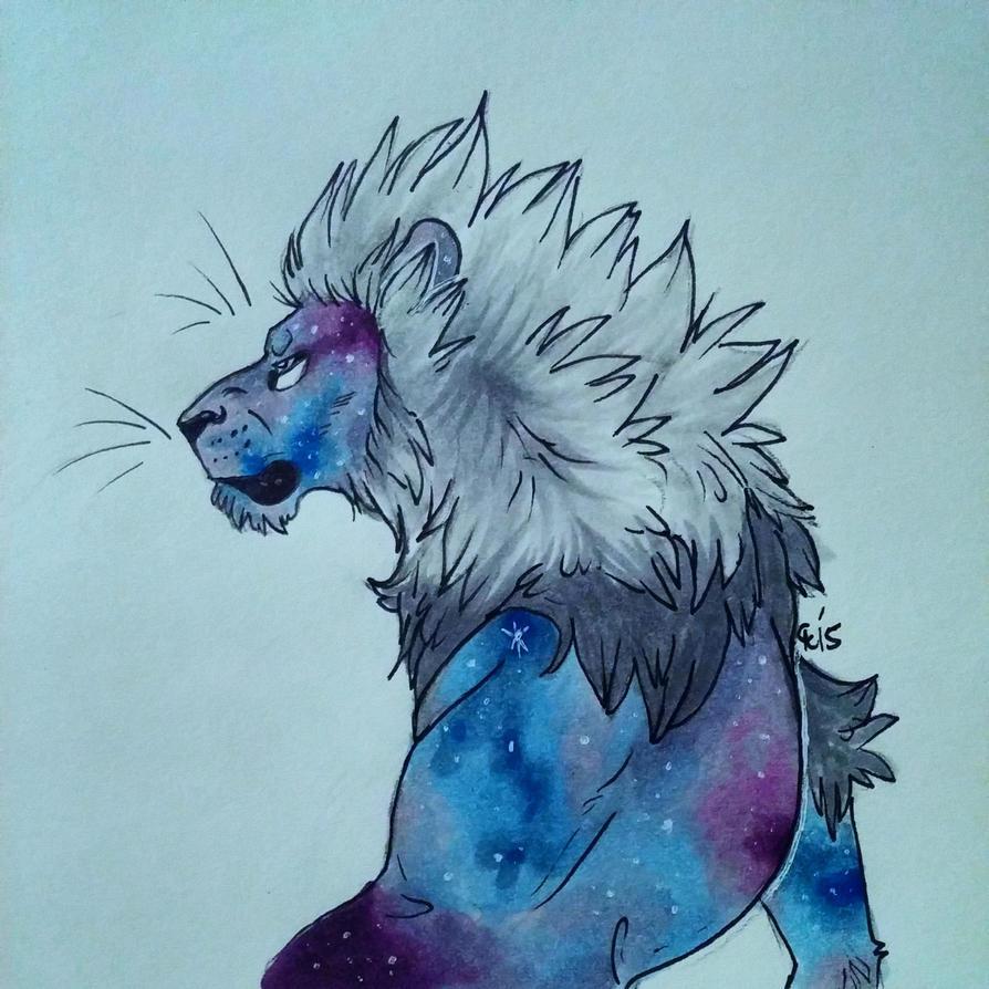 Galaxore by HyruleUnicorn