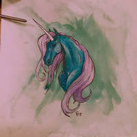 Watercolor Uni by Fwa-tair