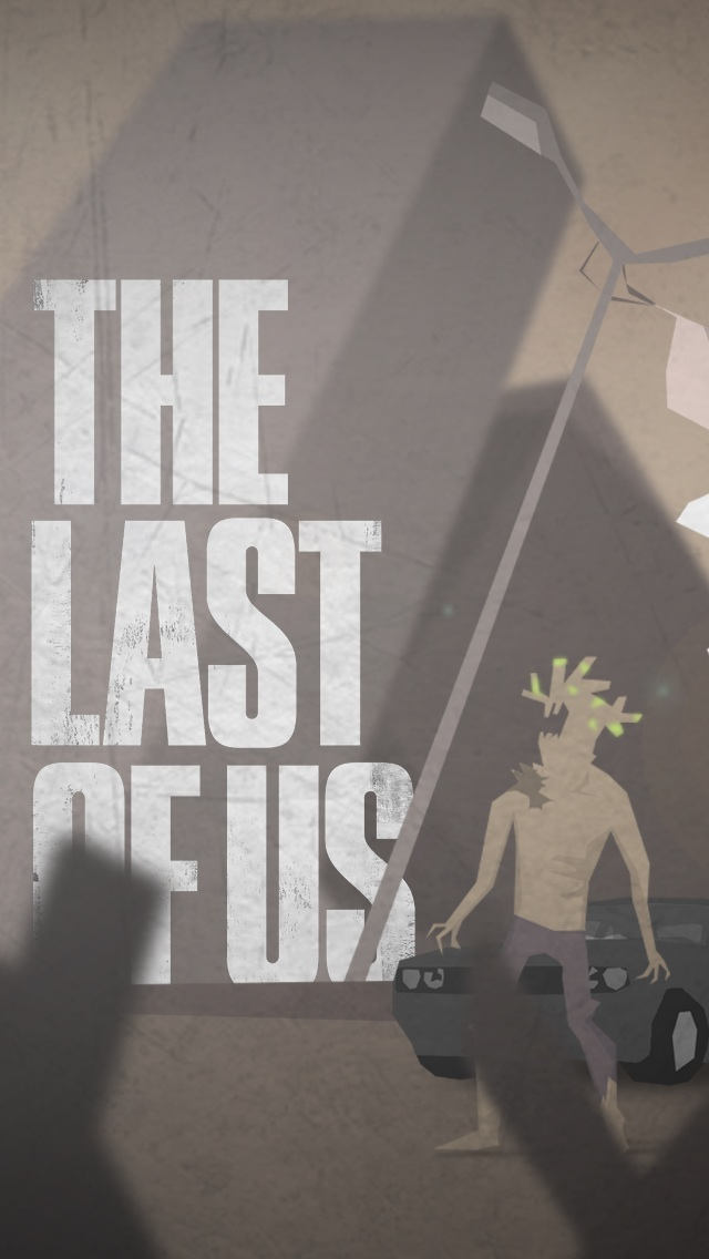the last of us iphone wallpaper the last of us minimalistic iphone 5 wallpaper by 19472