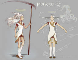 Maren clothes by Yewrezz