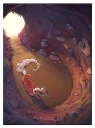 Morrow's Cave