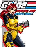Scarlet G.I. Joe by Claret821021