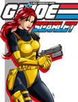 Scarlet G.I. Joe