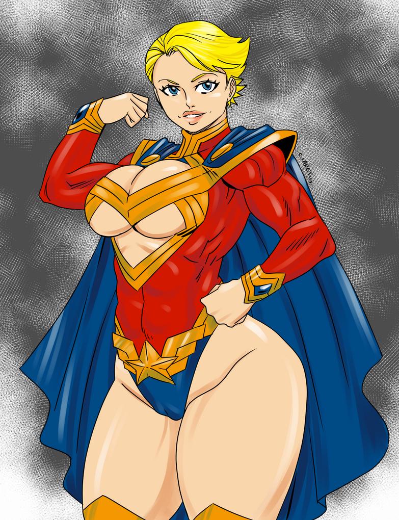 Eight Wonder Athena by Claret821021