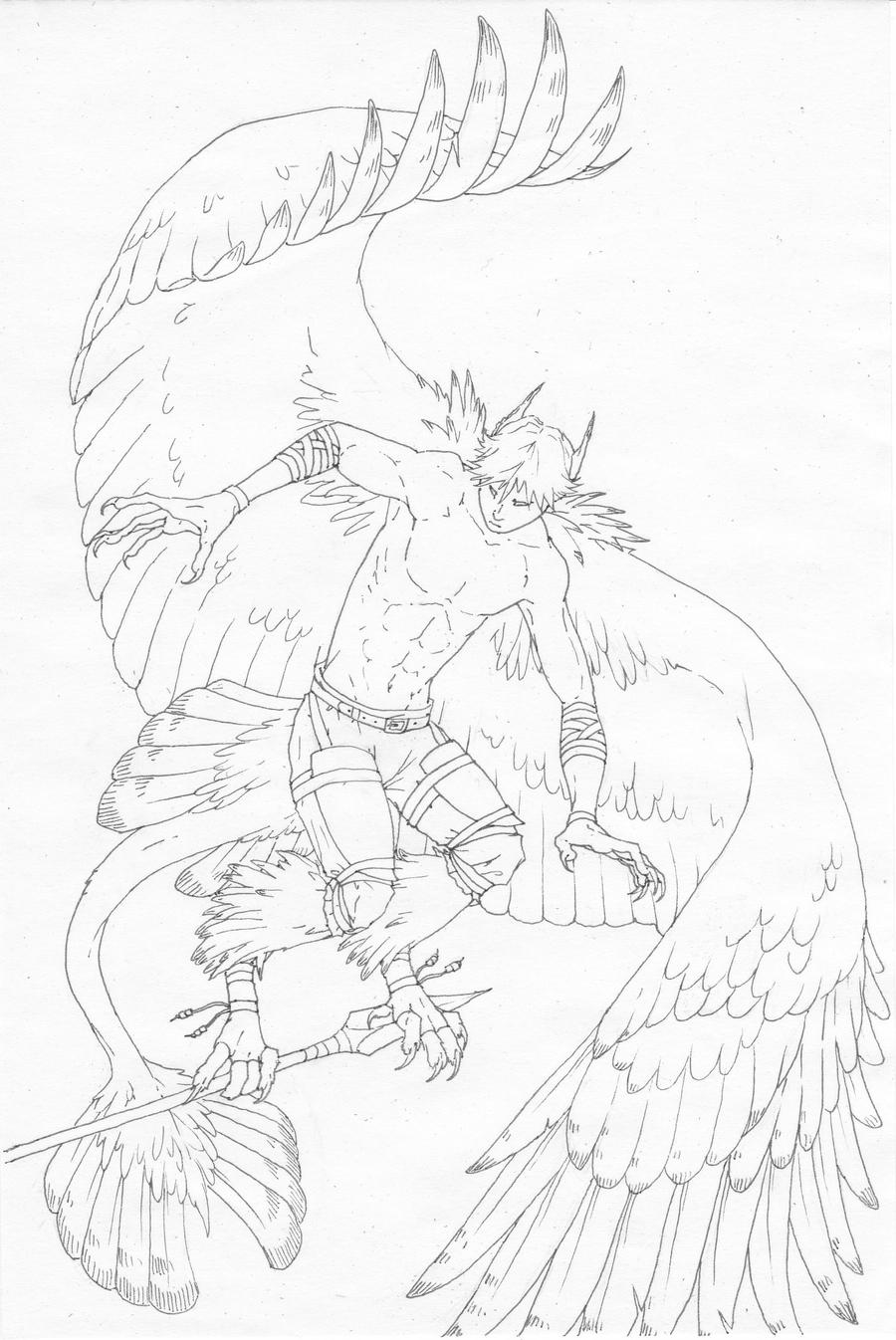 Snowy Owl Coloring Pages Www Imgkid Com The Image Kid Snow Owl Coloring