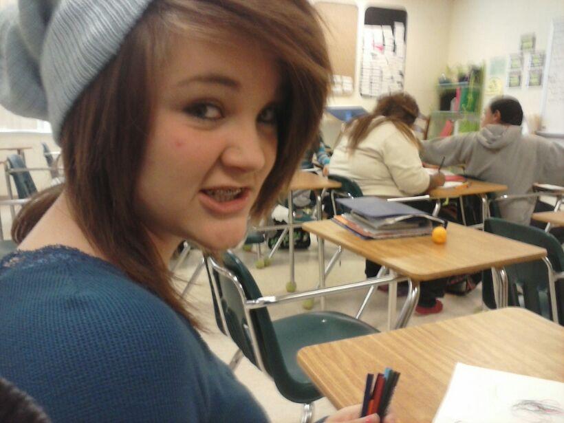 Lol I look stupid by ahoykat
