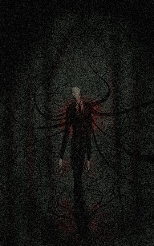 Slenduhmun by SaritaWolff