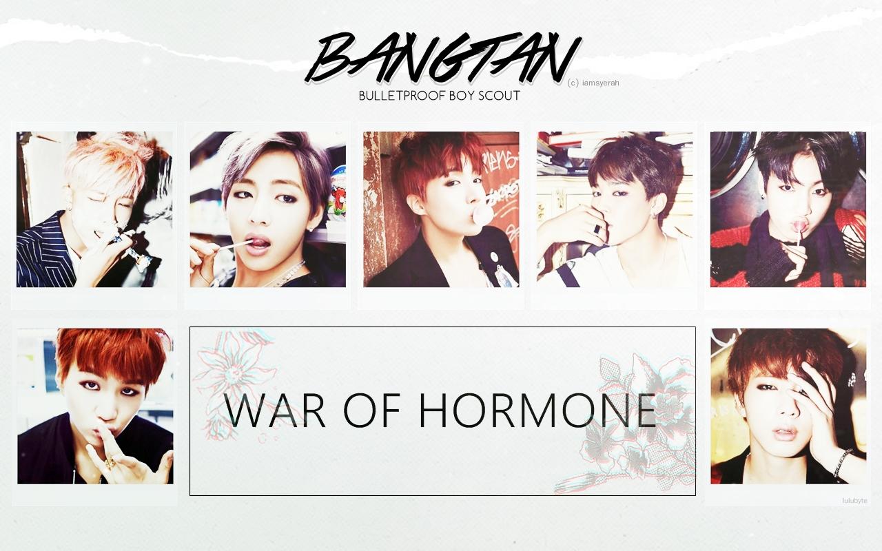 wide] Bts War Of Hormones by iamsyerah on DeviantArt