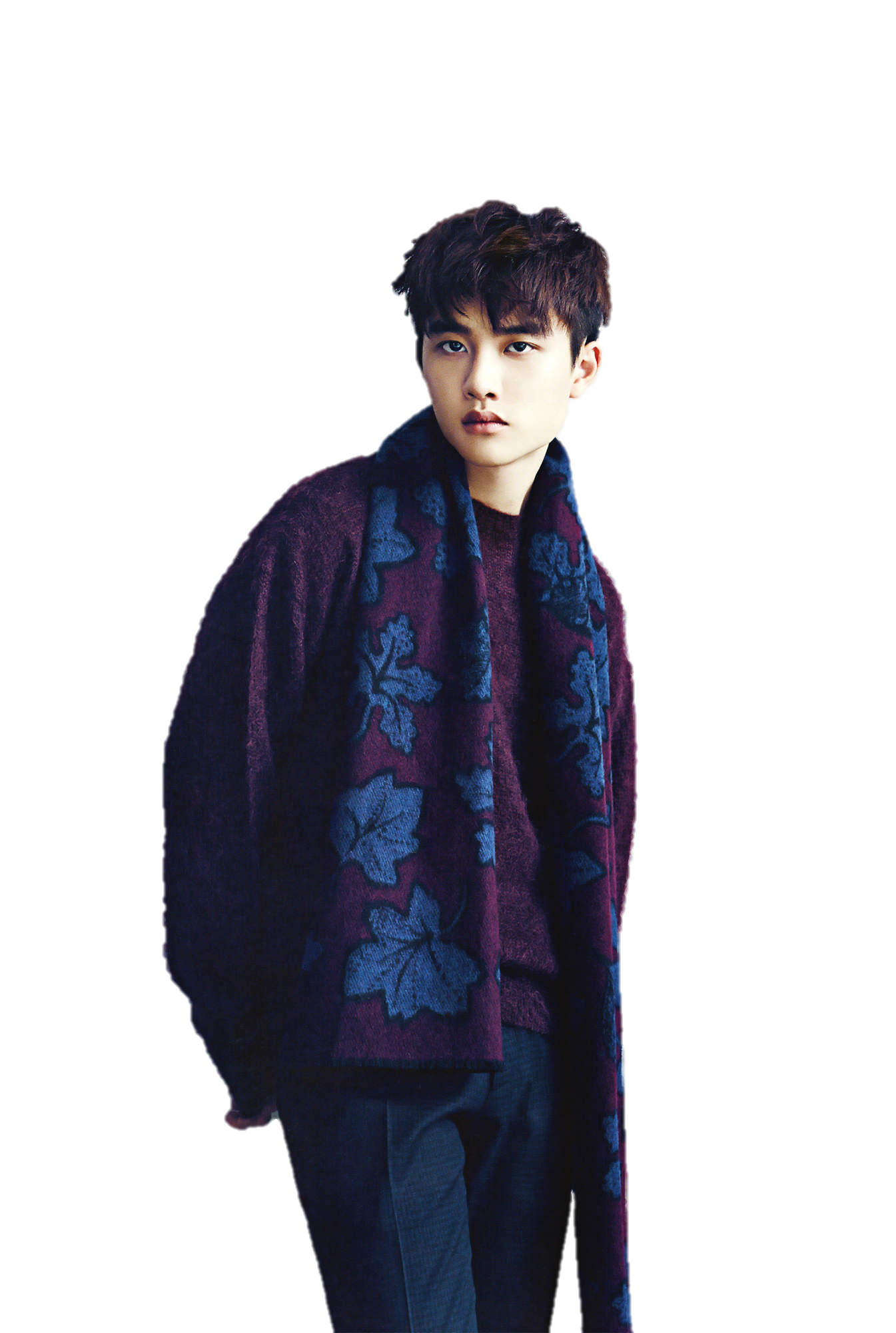 Kyungsoo for Elle Korea by iamsyerah on DeviantArt